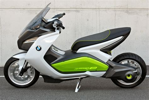 Bmw Moped by Bmw Motorrad Electric Scooter