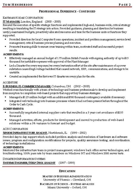 resume  manager position printable planner template