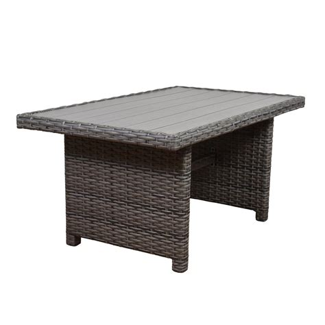 home depot garden table brown jordan greystone patio dining table with umbrella
