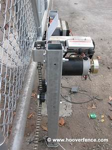 59 Chain Link Fence Gate Opener  Turnstyle Armless Gate