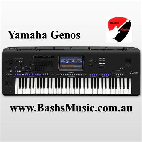 yamaha genos keyboard yamaha genos digital workstation bashs