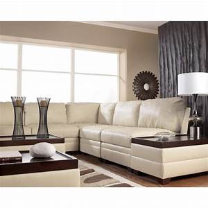 home furniture leather sectionals leather sectionals With modular sectional sofa ashley furniture