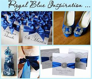 wedding invitation royal blue motiff matik for With wedding invitation royal blue motiff