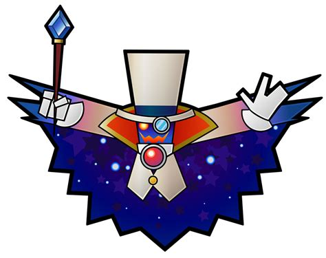 Count Bleck Paper Mario Wiki Fandom Powered By Wikia