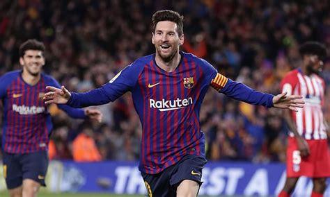 Barcelona vs Atletico Madrid - La Liga 2018/19: LI ...