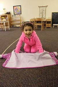 how to lay out a letter putting on a jacket montessori style cross of life