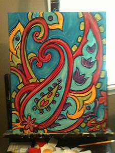 Cool Painting Ideas. Amazing Cool Things Paint Canvas With ...