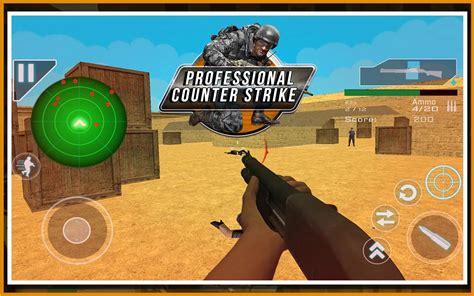Professional Counter Strike 3D Amazoncombr Amazon Appstore