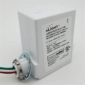 Nsp5 Pcd Elv 120  U2013 Nlight Relay Pack  Switching  U0026 Dimming