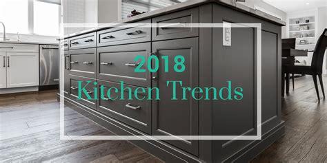 kitchen cabinet trends 2018 2018 trends door hardware trends 2018