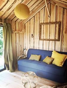 Lit Cabane Au Sol : la cabane des grands enfants cabane au sol lodge en ~ Premium-room.com Idées de Décoration