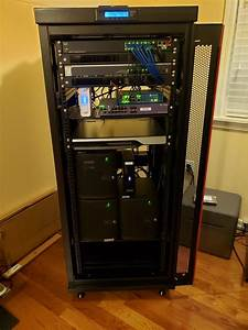 Home Server Test : new server network rack for home virtualization lab ~ A.2002-acura-tl-radio.info Haus und Dekorationen