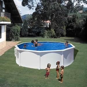 Sonnenschirm 4 X 4 M : gre piscine acier ronde 460 cm h 120 cm blanc achat vente piscine gre kit piscine 4 ~ Frokenaadalensverden.com Haus und Dekorationen