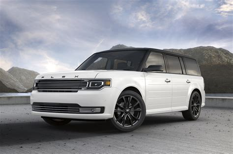 hear ford flex   discontinued   motortrend