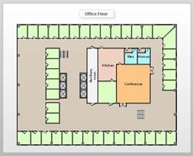 building floor plans conceptdraw sles floor plan and landscape design