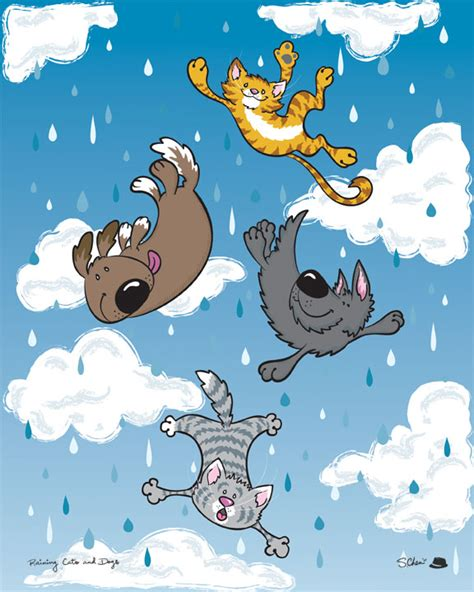 Storywraps It's Raining Cats And Dogs!  A Musicwrap