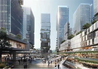 China Archdaily Zhuhai Urbano