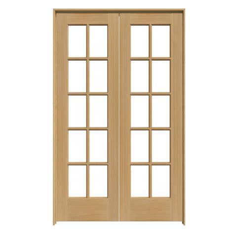 Shop Reliabilt 10lite French Unfinished Wood Solid Core. Screen Doors Menards. Mechanical Door Lock. Garage Door Decorations. Garage Door Opener Install. Windos And Doors. French Doors To Replace Garage Door. Garage Door Installations. Garage Guard