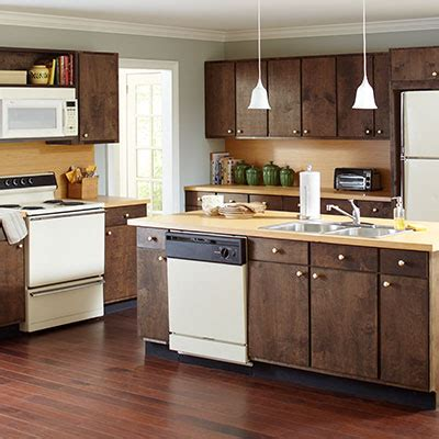 home depot kitchen furniture kitchen cabinets at the home depot
