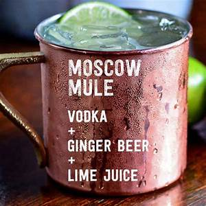 Moscow Mule Gin : 17 three ingredient cocktails you should know how to make moscow mule dranks pinterest ~ Orissabook.com Haus und Dekorationen