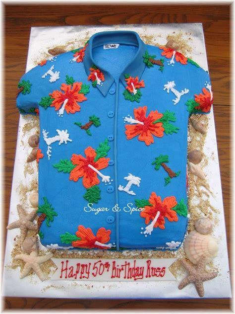 hawaiian shirt cakes hawaiian birthday cakes luau