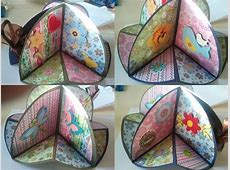 circle flip up book all sides by Leonie8 at