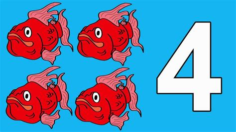 Fishy Numbers 1 To 10 Count Fishy Numbers 1 To 10 Stories For Children Books Edu Early Learning