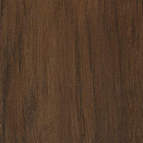 vinyl plank flooring yukon oak trafficmaster allure plus oak dark brown resilient vinyl flooring 4 in x 4 in take home
