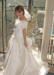 wedding gown mori lee raw silk beaded and sequin by allunique With raw silk wedding dress