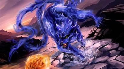 Tailed Naruto Beasts Anime 1080p Bijuu Nibi