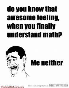 65 best Maths memes images on Pinterest | Math humor, Nerd ...