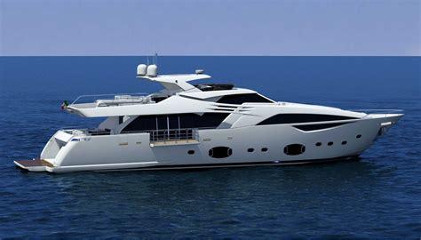 Boat Insurance Direct Line by Ferretti Custom Line Yacht Yacht Exterior