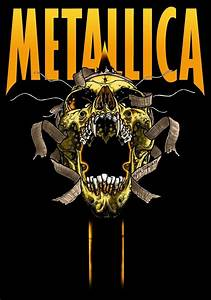 Metallica | My Favorite Music | Pinterest | Metallica ...