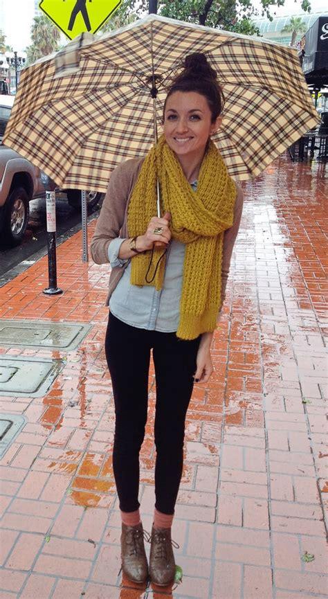 How to Look Fabulous u2013 Even on Rainy Days u2013 Glam Radar