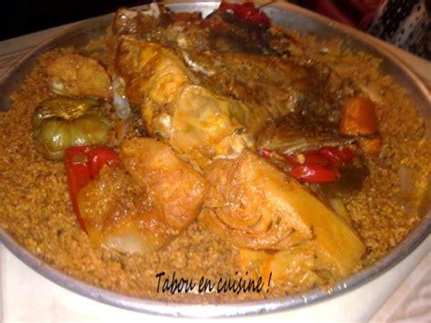 recette de cuisine senegalaise le tiebou dieune riz au poisson tabou en cuisine