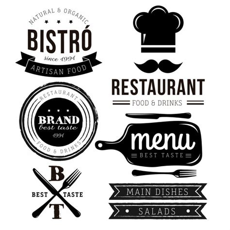 logo cuisine restaurant logo vectors photos and psd files free
