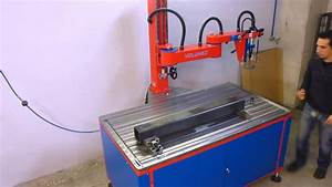 New Radial Arm Drilling And Tapping Machine Drilltronic