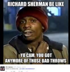 Carolina Panthers Seattle Seahawks Memes