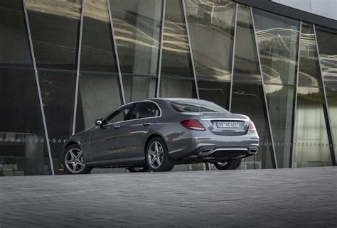 Www Mercedes by Mercedes Presents New E Class Lineup