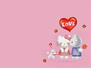 Cute Hello Kitty Wallpapers - WallpaperSafari