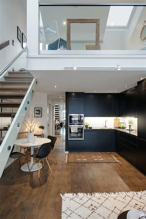 le loft parisien inspiration  style unique archzine