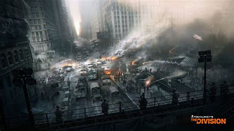 the division background tom clancy s the division hd wallpaper and background
