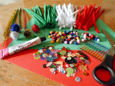 christmas crafts for children misi handmade in the uk