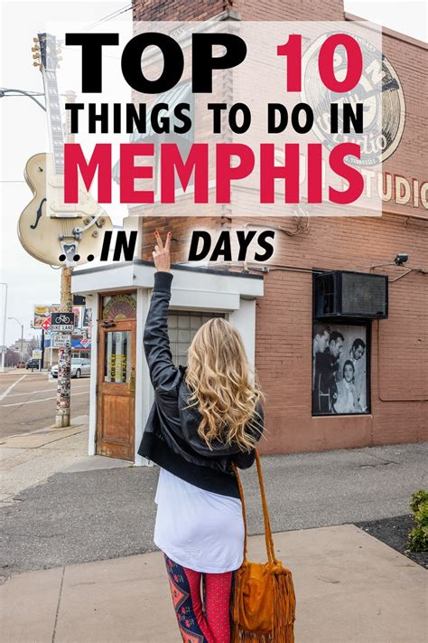 Top 10 Things To Do In Memphis In Two Days • The Blonde Abroad