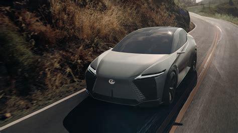 Lexus unveils the LF-Z Electrified, a new concept EV ...
