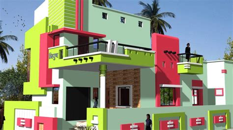 Colourful House by Colorful Houses Best Colors