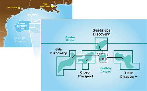 Chevron Announces Major Deepwater Gulf of Mexico ...
