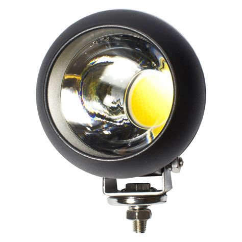 4 round led lights oracle lighting 5725 001 4 5 quot 20w round spot beam led