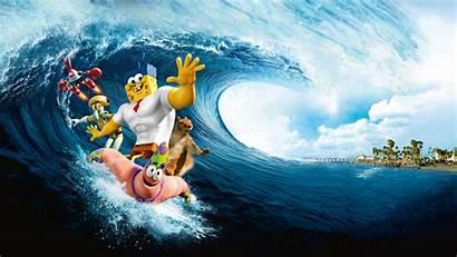 Spongebob Sponge Water 1600 Wallpapers