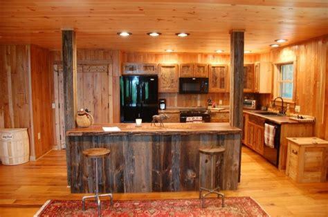 cuisine bois flotté déco cuisine bois flotte